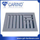 (W599) Plastic Cutlery Tray, Plastic Vacuum Formed Tray