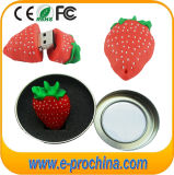 Hot Sale Strawberry Design USB Memory Stick Pen Disk Flash Drives (EG301)