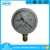 100mm Stainless Steel Oil Filled Vacuum Pressure Gauge