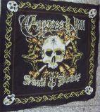 OEM Design Cotton Skull Head Bandana