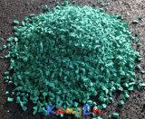 Colorful EPDM Rubber Granule (KE02 Green)