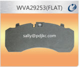 Flat Brake Pads Wva29253