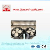 500 Semi-Finished Trunk Electric Cable Aluminum Tube Core