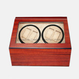 Ebony Automatic Wood Watch Winder Top Quality