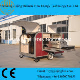 2017 New Designed Food Cart Business with Good Quality and Competitive Price
