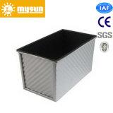 Ripple Non-Stick Aluminium Alloy 750g Toast Box/Loaf Pan for Bakery