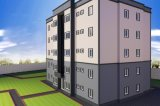 Light Steel Structure Apartment Building with Ce Certificate