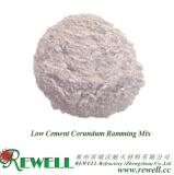 Low Cement Corundum Ramming Mix Mass