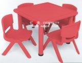 Antique Nursery Furniture Kid′s Desk & Chair for Kindergarten