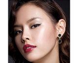Fashionable Small Fresh Drops of Oil Stud Earrings