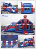 Spideman Inflatable Bouncy Combo Toy (MJE-085)
