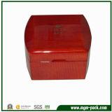 High Glossy Square Wooden Pakcking Watch Box