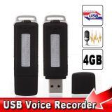 USB Voice Recorder Mini Portable Sound Audio Recorder 150 Hours Wav