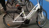 26 Inch City Electric Bicycle with Middle Drive Motor (SJN26C03)