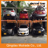 2 Post 2300kg Mechanical Car Parking System