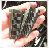 China Factory Supply 4/5/6/7/8mm PC Steel Wire Anchor Wedge