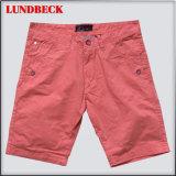 New Arrived Men′s Leisure Cotton Shorts