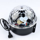 LED Colors DOT Ring Lamp Six Ring Laser Crystal Magic Ball KTV Stage Lightingsee Larger Image LED Colors DOT Ring Lamp Six Ring Laser Crystal Magic Ball