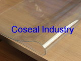 "Clear PVC Sheet From Coseal, ""Reach"" Standards"