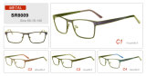 New Design Wholesale Stock Eyewear Eyeglass Optical Metal Frame Sr8009