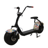 China Factory Supply Fashion Design Electric Mobility Scooter & E-Scooter