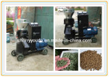 Wood and Animal Feed Pellet Machine