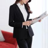 Custom Elegant Slim Ladies Pants and Skirts Suits/Blazers for Women