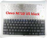 Computer Parts/Laptop Keyboards for Clevo M710L M720s M720t M728t M729t