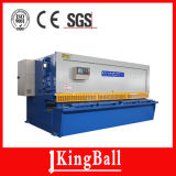 CNC Hydraulic Swing Beam Shearing Machine (QC12K)