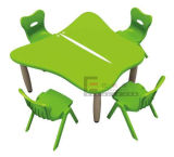 Gt-83f-Kids′ School Desk and Chair