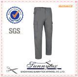 2017 Gray Cotton Drill Hi-Viz Pants