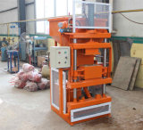 Hr1-10 Small Block Making/Molding Machine with Diesel Engine