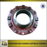 OEM Ductile Iron Sand Casting Paft C300 Front Input Bearing Carrier
