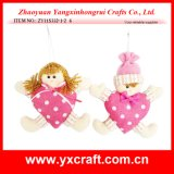 Valentine Decoration (ZY11S332-1-2) Valentine Love Angel Doll Valentine Angel Gift Promotion Item
