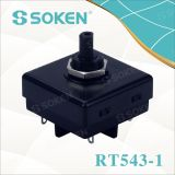 Soken 3 Speed Fan Foot Massager Rotary Encoder Switch T85