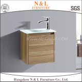 N&L 2017 Wall Mounted MDF Bathroom Vanity with Melamine