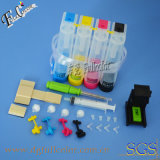 DIY CISS 4color Ink Tank with Accessories for HP Canon Lexmark Inkjet Printer Ink System