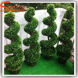 High Quality Decorative Indoor Artificial Metal Bonsai Plant Tree
