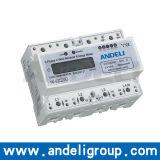 Three Phase Digital Energy Meter (ADM100TCR)