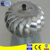 100mm 150mm Rotating Cowl Roof Air Turbo Ventilator for Chimney