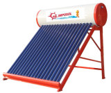 Non-Pressurized Solar Water Heater System for Home