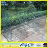 PVC Coated Gabion Box/Gabion Stone Basket (XA-GM019)