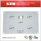 Aluminum PCB Boards for CREE LED 1.6mm Leadfree HASL 1oz