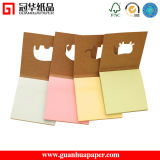 Personal Hard Cover Sticky Memo Pad Paper Sticky Notes