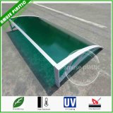 Weather Resistant Environment-Friendly Polycarbonate Balcony Awning with PC Sheets