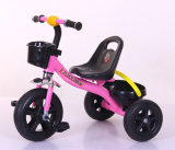 Children Tricycle with Ce Baby Toys Kids Tricycle Pram