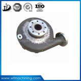 OEM Cast Iron Pumps Part with Lost Wax Casting Process