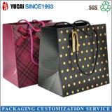 Customize Fashion Bags Paper Shopping Bag 2017 Wholesales