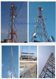 4 Legged Galvanized Angle Steel Telecom Lattice Angular Tower