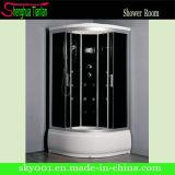 Hot New Design Standard Size Steam Sauna Shower Combination